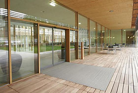 IDS Ltd. Sliding Linear Doors
